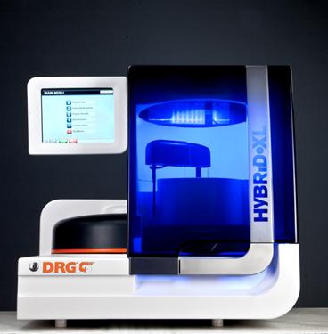 DRG Hybrid XL : Terobosan baru alat full automatik kimia klinik dan immunologi